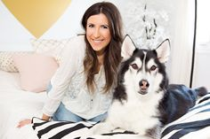Pet Friendly Home Tour: Stephanie Sterjovski & Bandit | Pretty Fluffy