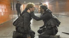 New Mockingjay Part 2 Stills & Behind the Scenes Details From Francis Lawrence and Nina Jacobson in LATimes - The Hunger Games News - Panem Propaganda