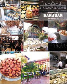 #Blog #essen #food #kulinarisch #Essen #Lifestyle #joesrestandfood #Trend #Trends #trendy #top #Hype #hip #Glamour #Events #Gourmet #Feinschmecker #foodporn #mercadogastronomico #markt #mallorca #palma #palmademallorca #gastronomy #spain In Palma de Mallorca gibt es drei größere Markthallen. Über die Größte, den Mercat de l'Olivar, hatte ich schon berichtet. Es gibt dann noch den Mercat de Santa Catalina und den schönsten Mar…
