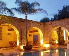 We will be staying at the Spa Hacienda Sepulveda- see all the pics Colonial, Mission Style Homes, Spain, Mansions, House Styles, August 2013, Decor, Mexican Hacienda, St Louis