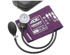Adc Prosphyg 760 Aneroid Sphygmomanometer, Purple, Adult, 2015 Amazon Top Rated Sphygmomanometers #BISSBasic
