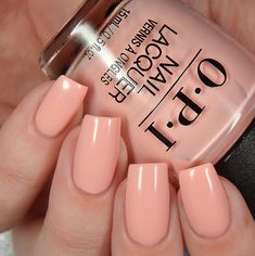 Best Nail Polish Colors of 2019 for a Trendy Manicure Nails Gelish, Opi Nail Polish, Opi Nail Colors, Pedicure Colors, Cute Nails, Pretty Nails, Best Nail Polish Brands, Perfect Nails, Beauty Nails