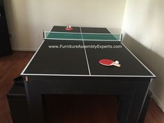 Ping Pong Table Embled In Rockville Md By Furniture Embly Experts Llc Contractors Washington Dc Pinterest