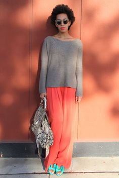 Solange Knowles - Today I'm Wearing - Day 15