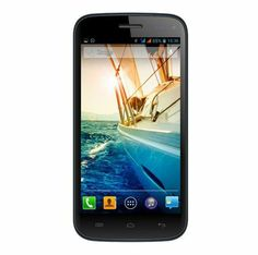 Extra 11% off on Micromax Canvas Turbo Mini A200 Blue on this summer season #deals #mobiles