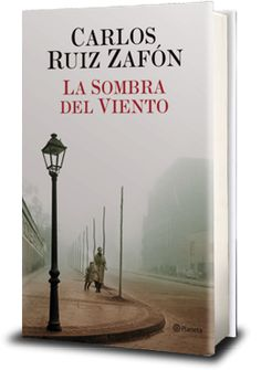 La Sombra Del Viento / The Shadow of the Wind by Carlos Ruiz Zafon I Love Books, Good Books, Books To Read, My Books, Fiction, Book Writer, Film Music Books, What To Read, Book Recommendations
