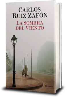 Carlos Ruiz Zafón, La Sombra del Viento (Der Schatten des Windes)