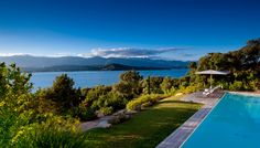 Casadelmar: luxury design hotel located on Corsica's south coast