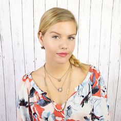 Gardenia Convertible Pendant Necklace | Chloe + Isabel