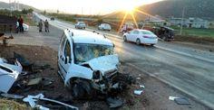 Gaziantep-Osmaniye karayolunda feci kaza: 1 ölü, 3 yaralı