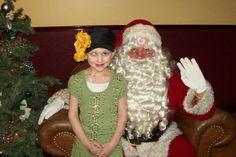 Santa & Ila Jean from NY