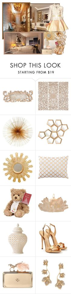 """♥"" by asia-12 ❤ liked on Polyvore featuring Aidan Gray, Home Decorators Collection, Moe's Home Collection, Eichholtz, Worlds Away, PBteen, Harrods, Regina-Andrew Design, Giuseppe Zanotti and Alexander McQueen"
