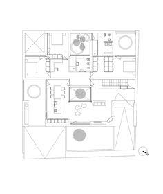 Casa dos Claros,Planta Baixa