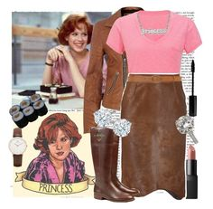 claire\'s boots the breakfast club | The Breakfast Club: Claire and ...