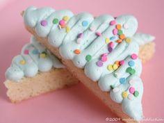 Sugar Cookie Bars - even easier than regular sugar cookies!!!