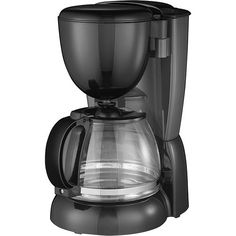 10-Cup Coffeemaker : $3.99 + Free S/H (12/21 only or while supplies last!)