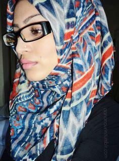 werk. own that scarf.