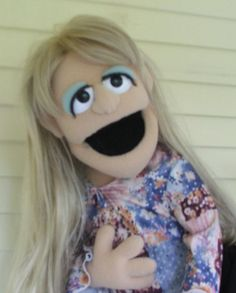 Amy by PJs Puppets