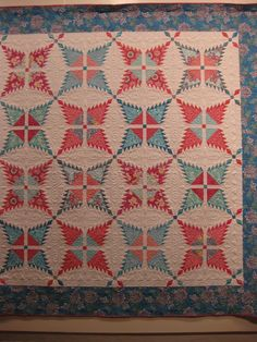 Springville Art Museum Quilt Show - 2012 - Modern Pine Burr