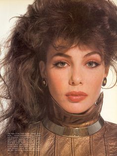 Kelly LeBrock | Kelly LeBrock : Temp Supermodel Icons