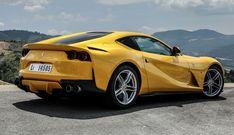 Maserati, Bugatti, Lamborghini, Most Expensive Ferrari, Ferrari Ff, Ferrari 812 Superfast, Yellow Car, Gt Cars, Audi Cars