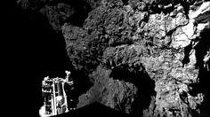 Rosetta Mission: Philae Comet Landing Surface and Descent - ESA
