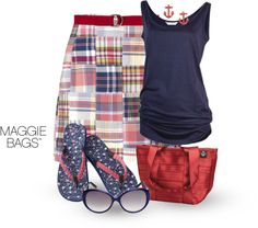 """""""Patriot"""" by maggiebags on Polyvore"""