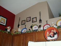 Italian Chef Kitchen Ideas | Fat Chef   Italian Bistro Type Kitchen, I Have  A