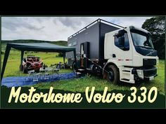Motorhome, Volvo, Offroad, Trucks, Vehicles, Rv, Off Road, Motor Homes, Truck