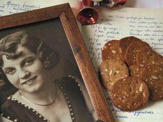 Her får du en håndfuld småkager fra de helt gamle kogebøger til krisetider i Danmark.