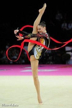 Alina MAKSYMENKO (UKR) Ribbon
