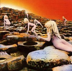 Houses of the Holy.. Zeppelin