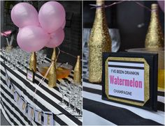 Beyonce themed bridal shower, via @AislePerfect