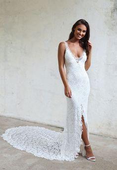 For the boho bride -