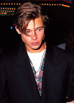 brad pitt 90's fashion - Google Search
