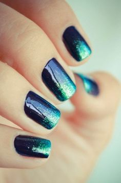 Nail Arts Complete Your Gorgeous Look Glitter-Nails.jpg