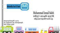 Item: Namecard Business: Tours & Travel