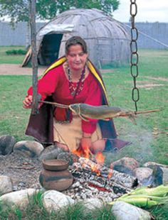 The Native American have lived in the Sault Ste. Marie Michigan area for over 2000 making us rich in history and lore.
