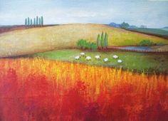 VALENCIA VAN ZYL Valencia, Van, Passion, Fine Art, Painting, Nature, Painting Art, Paintings, Vans