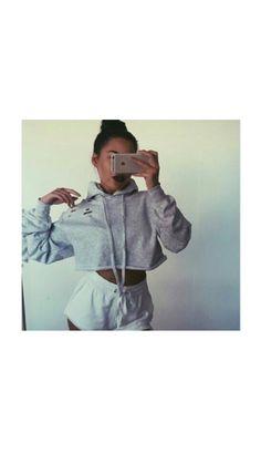 A little bit distressed cropped sweataer Ruffle Blouse, Tops, Women, Fashion, Moda, Women's, La Mode, Shell Tops, Fasion