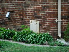 Ever wondered what those vents, pipes, and devices were on the outside of your house? Learn how to identify each item.