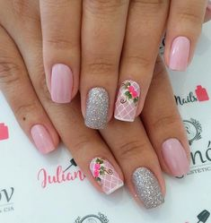 Best Nail Art Designs 2018 Every Girls Will Love #naildesigns
