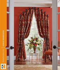 Window Shades - CLICK THE PIC for Many Window Treatment Ideas. #curtains #drapery