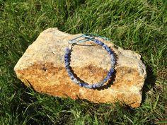 Lapis Lazuli Stacking Bracelet by AppleBlossomJewel on Etsy Lapis Lazuli, Beaded Bracelets, Jewellery, Etsy, Jewels, Pearl Bracelets, Schmuck, Jewelry Shop, Jewlery