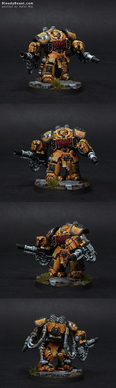 Imperial Fists Centurion Devastator