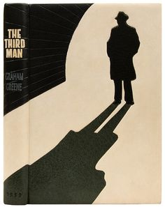 Graham Greene 'The Third Man' 50'. Designer unknown http://www.flickr.com/photos/38556985@N07/4130869103/