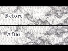 ▶ How to Repair Lace - YouTube