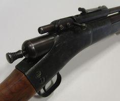 Apache Fireball - 1949 Vintage Air Rifle Refurbishment (#QuickCrafter)