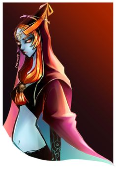 Midna by chuinny
