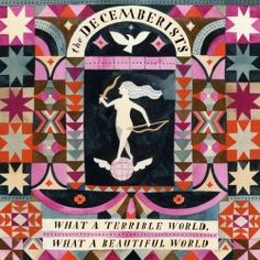 http://www.spaziorock.it/recensione.php?&id=the_decemberists_what_a_terrible_world_what_a_beautiful_world_2015 #Decemberists